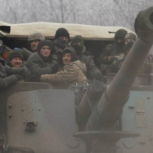 Ukraine Truce in Tatters as Fighting Rages Near Eastern City of Debaltseve