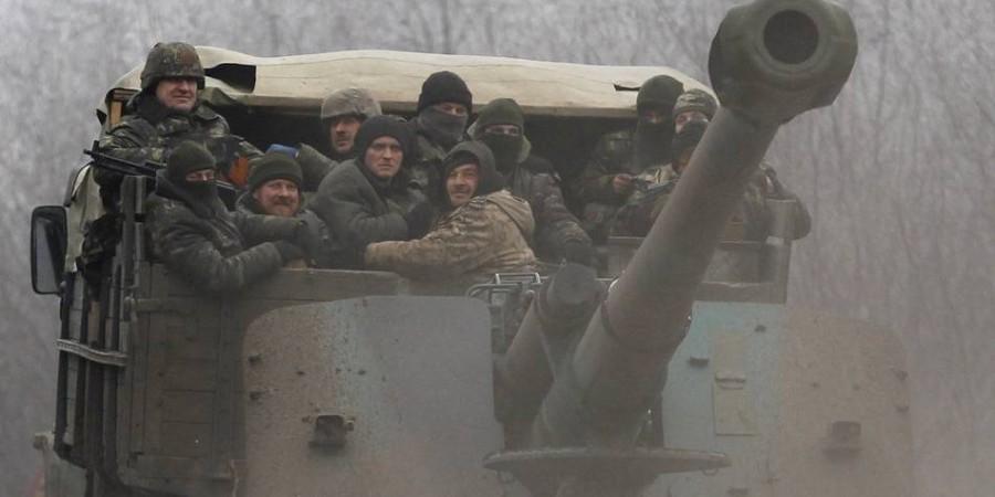 Ukraine Truce in Tatters as Fighting Rages Near Eastern City of Debaltseve