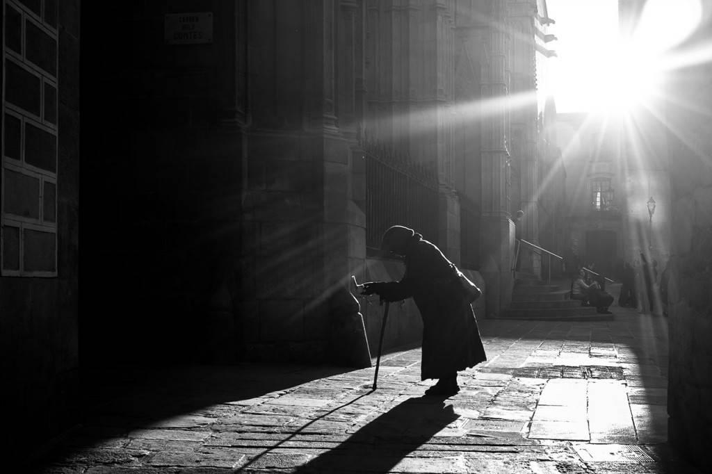 Walk into the shadow